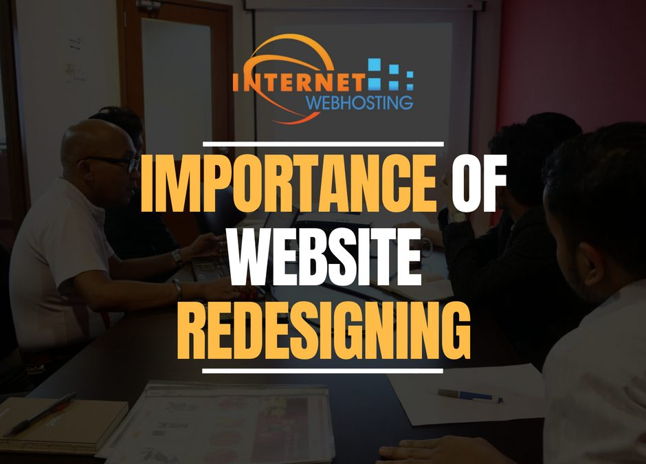 MUST-READ Importance Of Website Redesigning