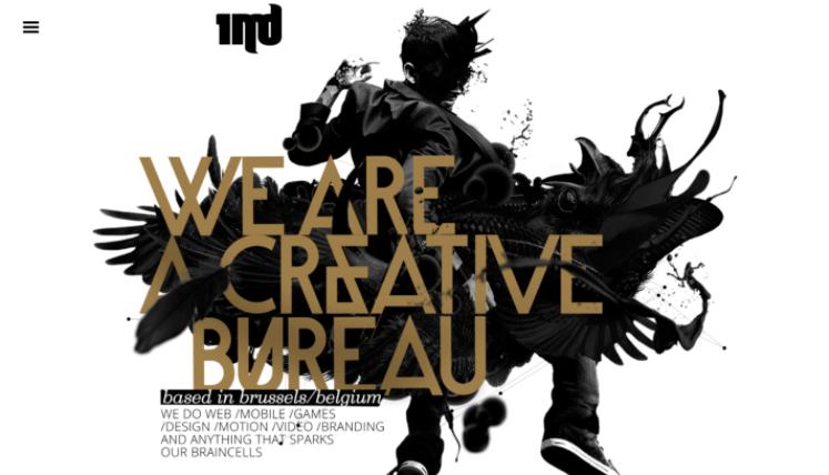 Typografi reka bentuk website