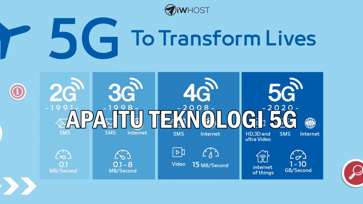 Apa itu teknologi 5G?